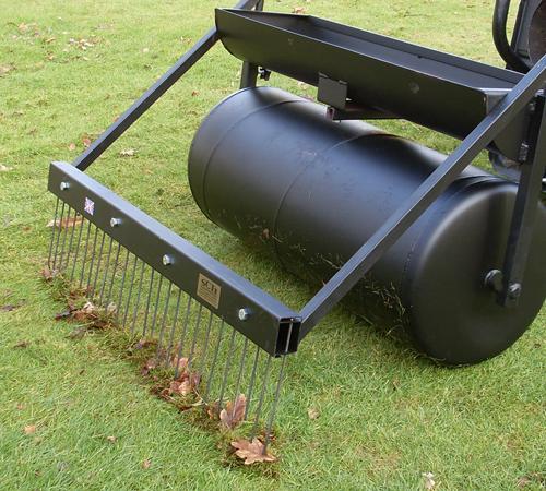 SCH Budget 36 inch Moss Rake Attachment