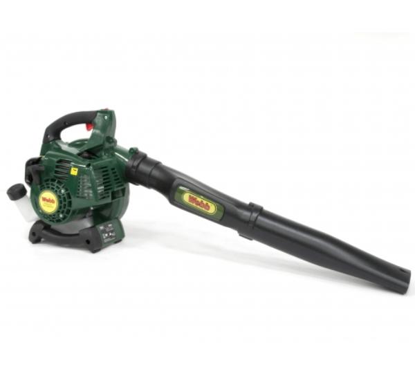 Webb BV26 Petrol Leaf and Garden Vacuum