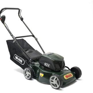 Webb Supreme R16LIHP Push Cordless Lawn mower