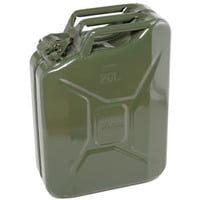20 Litre Khaki Steel Jerry Can (F-2200)