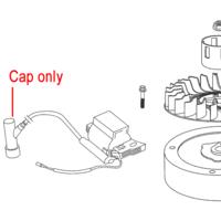 AL-KO 140/160QSS Spark Plug Cap 411914