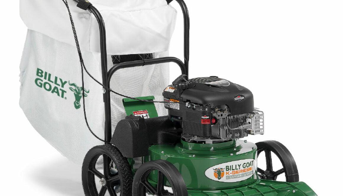 Billy Goat KV601SP Self-Propelled Garden Vacuum