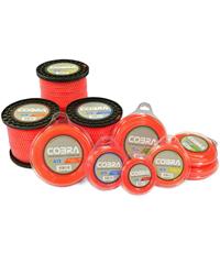 Cobra 3.0mm Round Nylon Strimmer Line 15 Metre Pack