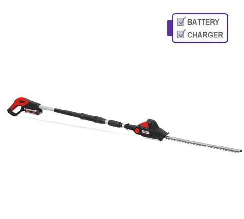 Cobra LRH5024V 24v Cordless Long Reach Hedge trimmer
