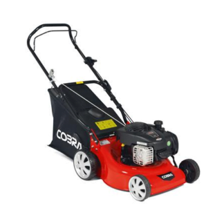 Cobra M40B 40cm Cut Push Petrol Lawn mower