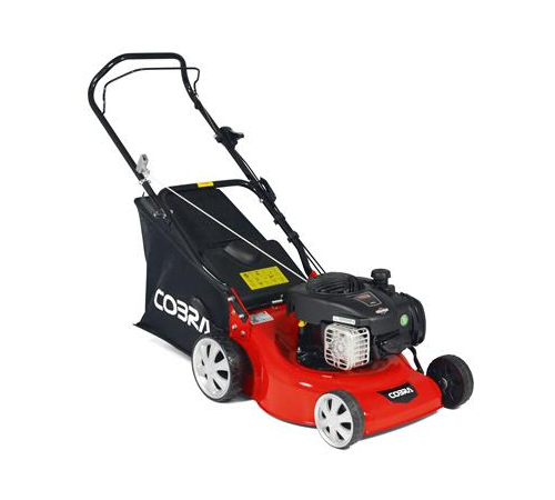 Cobra M40B 40cm Cut Push Petrol Lawn mower