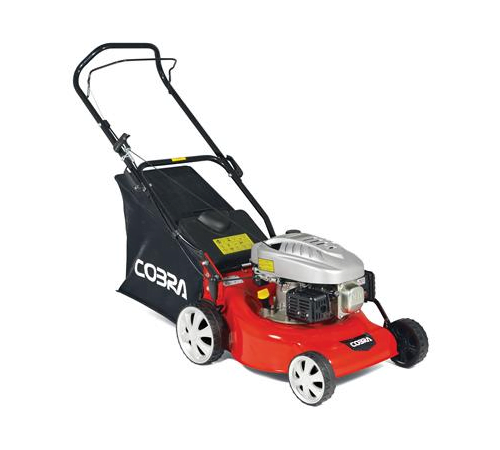 Cobra M40C 40cm Cut Push Petrol Lawn mower