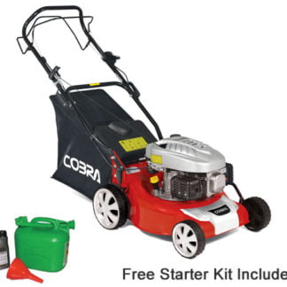 Cobra M40SPC 40cm Self Propelled Petrol Lawn mower
