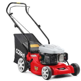 Cobra M41C 41cm Push Petrol Lawn mower