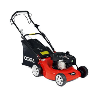 Cobra M46SPB 46cm Cut Self Propelled Petrol Lawn mower
