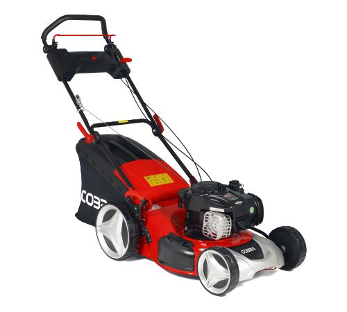 Cobra MX46B 46cm Cut Push Petrol Lawn mower