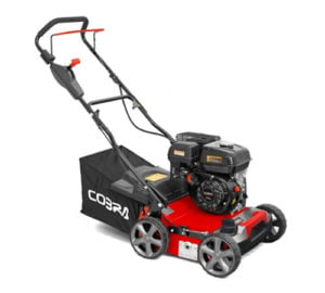 Cobra S40C 2-in-1 Petrol Scarifier and Aerator