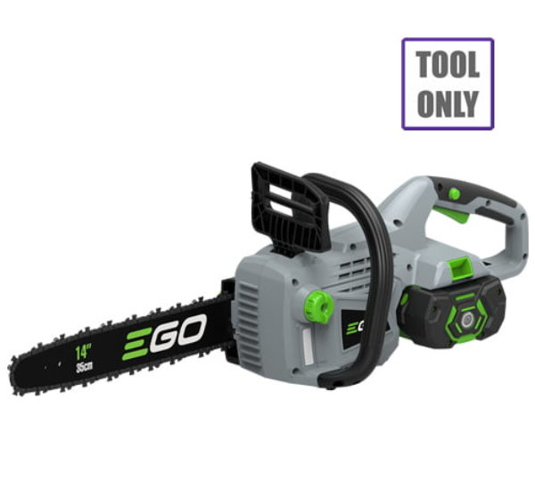 EGO Power + CS-1400 Cordless Chainsaw (without battery & charger)