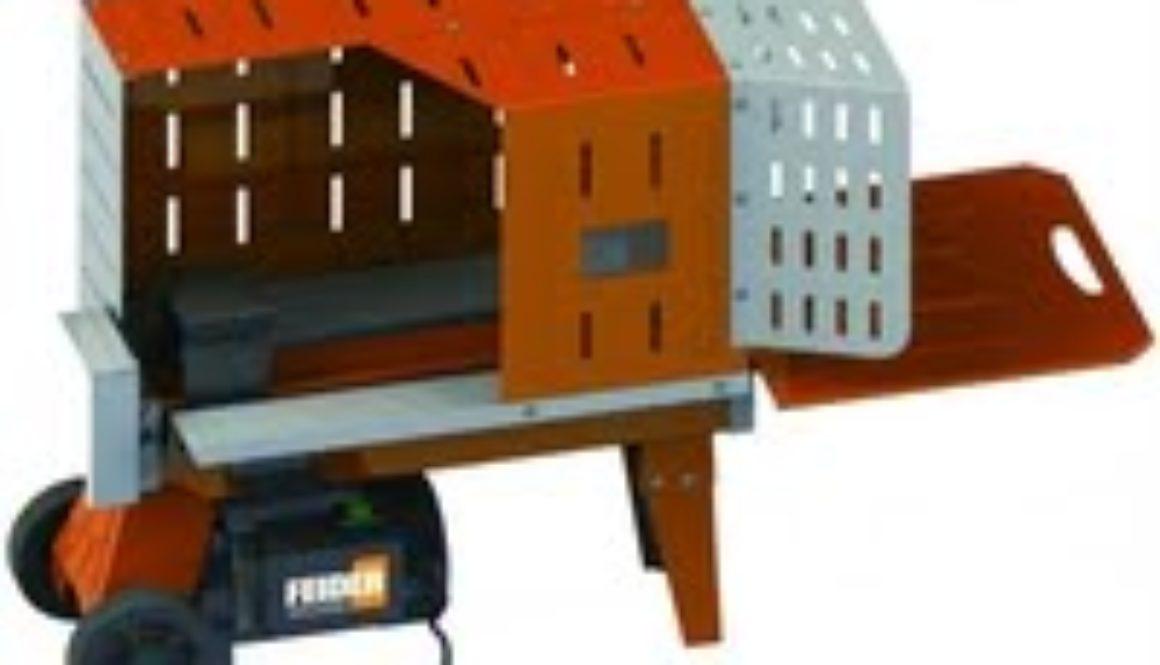 Feider FBE-4T 4-Ton Electric Log-Splitter