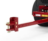 Heavy-Duty Trailer & Tow Hitch