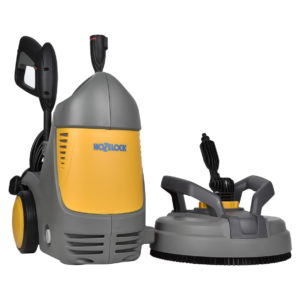 Hozelock Pico Power 140 Bar Pressure Washer with Patio Cleaner
