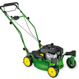 John Deere JS63VC Self Propelled Mulching Lawn mower