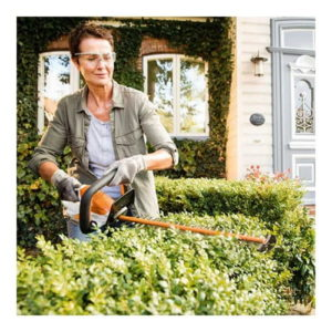 Lightweight Stihl HSA 45 Cordless Hedge Trimmer