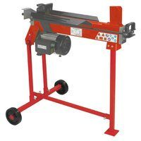 MD 5-Ton Electric Log-Splitter with Stand (Special Offer)