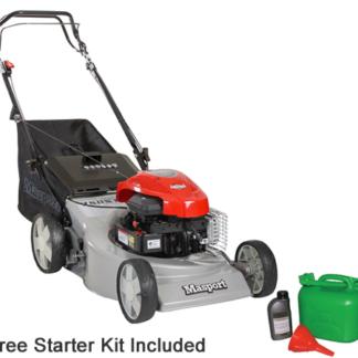 Masport 250ST Combo Self-Propelled Petrol Lawn mower