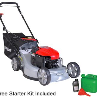 Masport Widecut 800 AL Push Combination Petrol Lawn mower