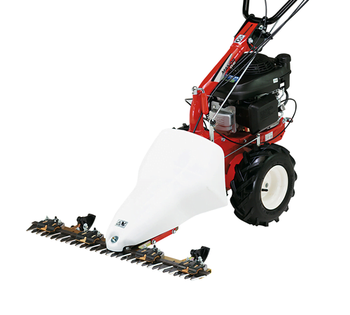 Mountfield Manor 95H - Scythe Mower Attachment