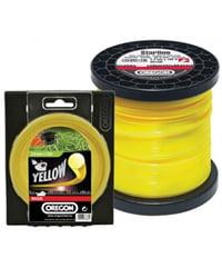 Oregon Yellow Roundline 3mm Strimmer Line 15m
