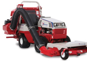 RV602 Ventrac Vacuum Collection System