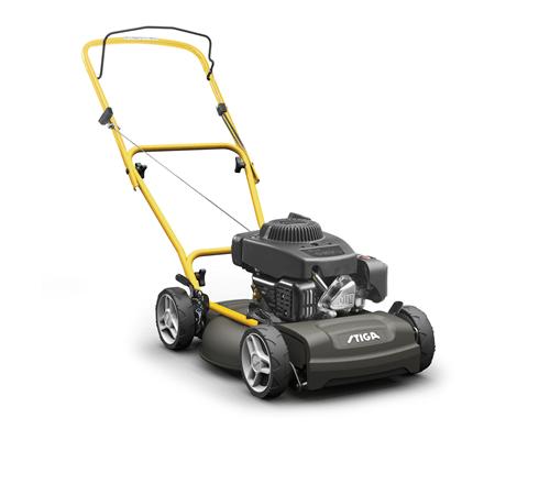 Stiga Multiclip 47 Push Mulching Lawn mower