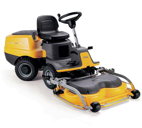 Stiga Park 120 2WD Out Front Deck Ride On Mower with 85cm Deck