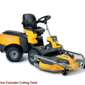 Stiga Park Pro 340 IX 4WD Out Front Ride On Lawn mower