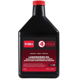 Toro Four Stroke Premium Engine Oil 532ml 38916