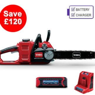 Toro Power Plex™ 51138 40v Cordless Chainsaw Kit
