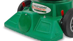 Wide Nozzle Billy Goat LB352 Wheeled Push Vacuum