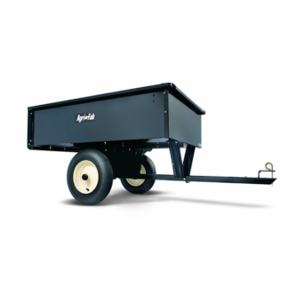 AGRI-FAB Tow Utility Steel Tipping Trailer