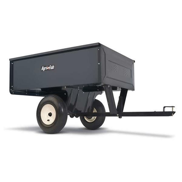 AGRI-FAB Utility Trailer 10 cubic feet