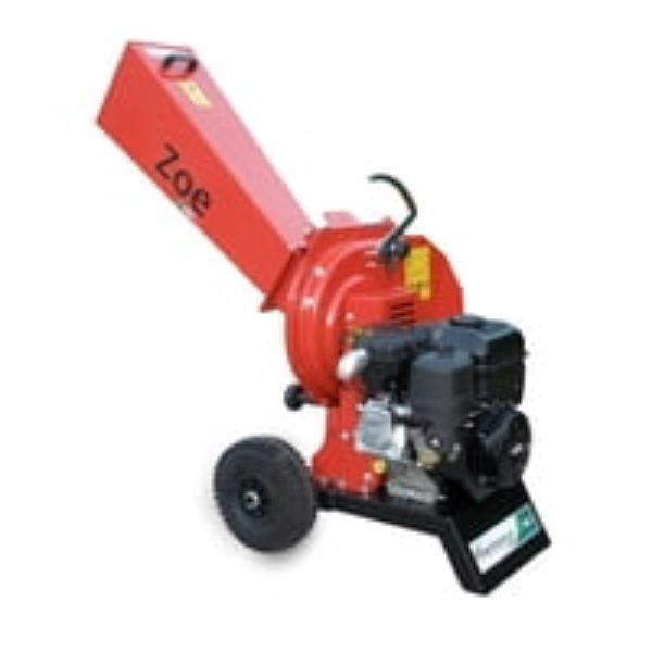 Apache ZOE 50 Petrol Chipper/Shredder