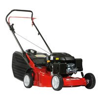Efco LR48-PK 3-in-1 Petrol Push Lawn Mower (Special Offer)