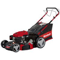 Einhell GC-PM 47 SHW 5-in-1 Hi-Wheel Self-Propelled Petrol Lawn Mower