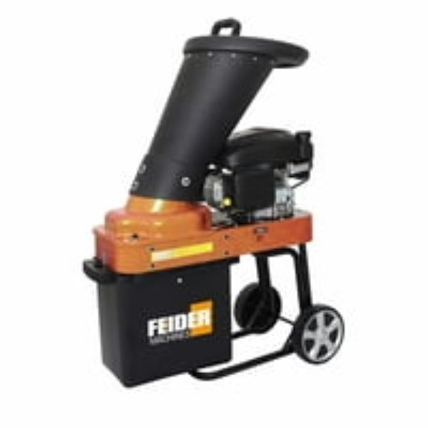 The Feider FBT70 Petrol Shredder