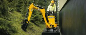 JCB 8008 CTS Micro Digger