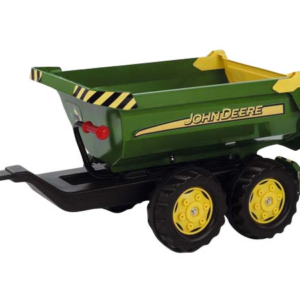 John Deere Toy Halfpipe Trailer