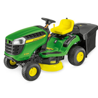 John Deere X116R Rear Collect Lawn Tractor