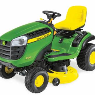 John Deere X126 Side Discharge Lawn Tractor