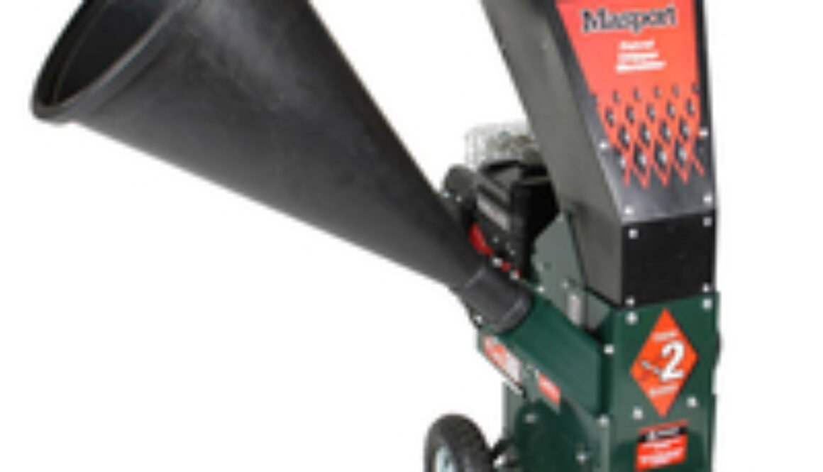 Masport 6.5XL Petrol Chipper-Shredder
