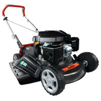 Oleo-Mac G48-PK SD Comfort Petrol Push Lawn Mower with Side-Discharge
