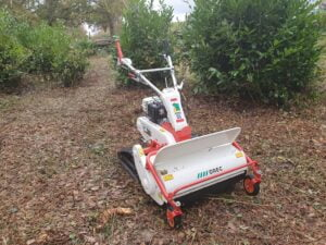 Orec HRC802B Tracked Pedestrian Flail Mower