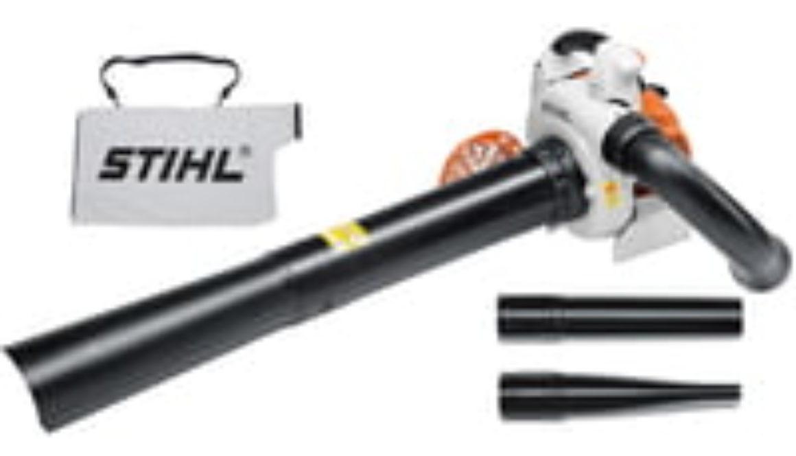 Stihl SH 86-CE Vacuum Shredder