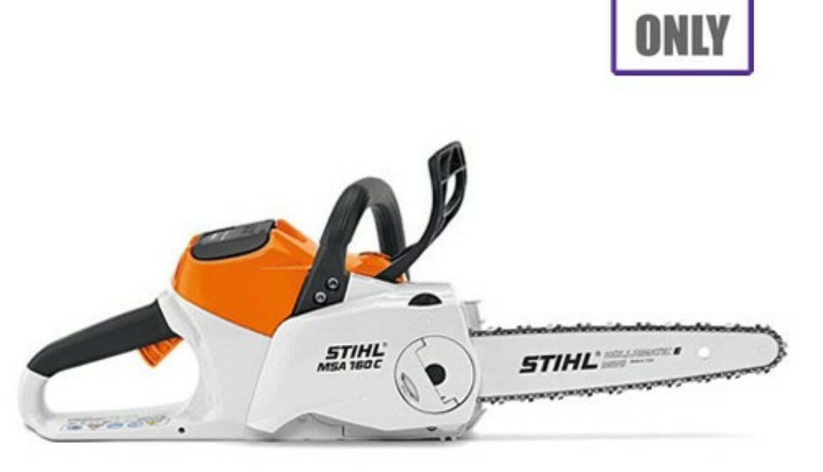 Will This Stihl Battery Chainsaw Cut A Load Of Wood On One Charge?