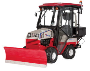 Ventrac 4500 Articulated Tractor 72 Inch Dozer Blade